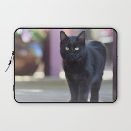 The Cutest Bad Luck Laptop Sleeve