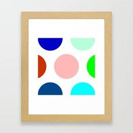 Tioconazole Framed Art Print