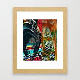 Modern art series 22 Framed Art Print