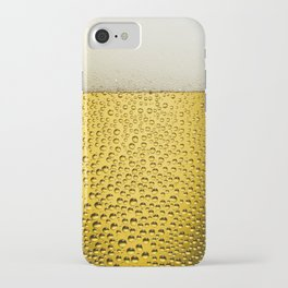Beer Bubbles 1 iPhone Case