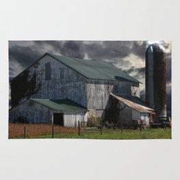 The Berger Barn Rug