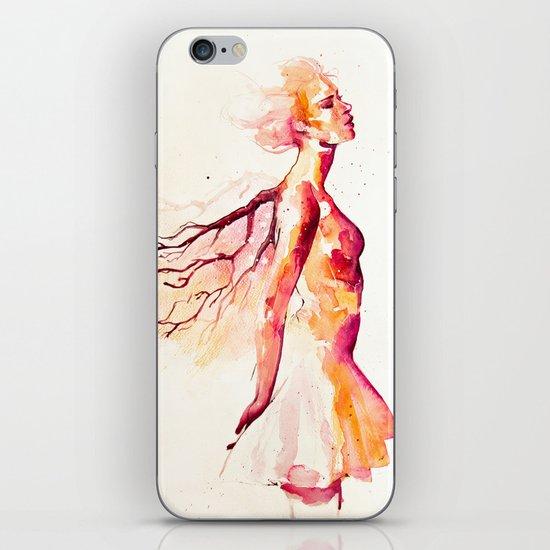 comes light iPhone & iPod Skin