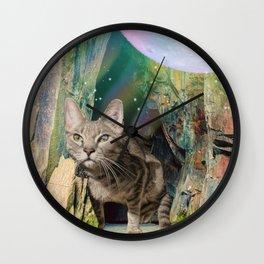 magic is afoot Wall Clock