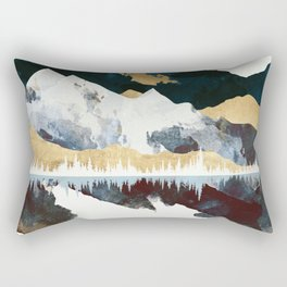 Winters Day Rectangular Pillow