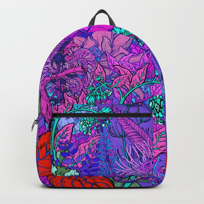 Electric Garden Backpack