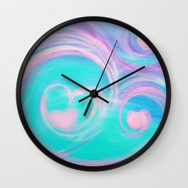 Rhythm of Love Wall Clock