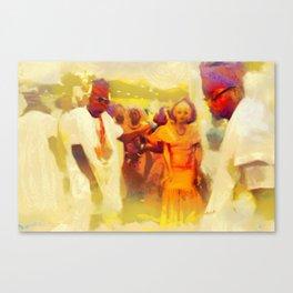 Owanbe Canvas Print