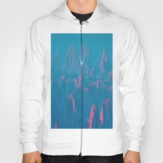 Neon Waterfalls Hoody