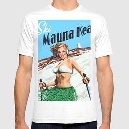 Ski Mauna Kea T-shirt
