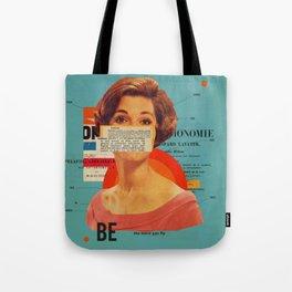 Be Tote Bag
