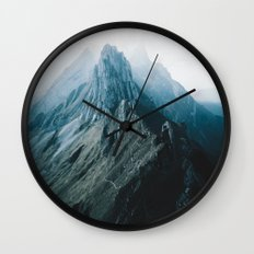 All of the Lights - Landscape Photography Wall Clock