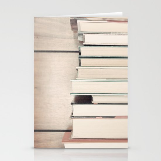 The Book Collection Stationery Cards