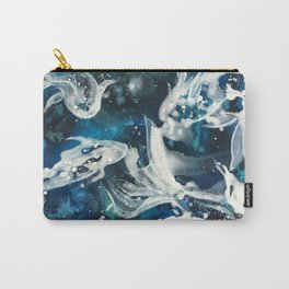 School of Celestial Guardians Carry-All Pouch