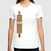 bread T-shirts featuring Short Bread by David Olenick