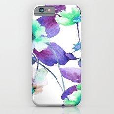 Flowers 01 iPhone 6s Slim Case