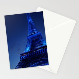 A Night in Paris - The Eiffel Tower Stationery Cards