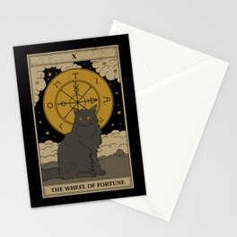 The Wheel of Fortune Stationery Cards