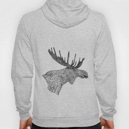 Maud the Moose Hoody