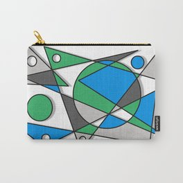 Abstract #83 Carry-All Pouch