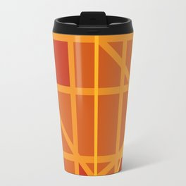 Abstract DW Travel Mug