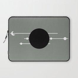 The Black Hole Laptop Sleeve