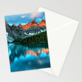 Lake Louise - Alberta, Canada Landscape Stationery Cards