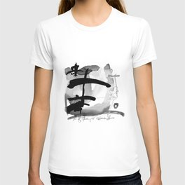 Tao Of Healing No. 29I by Kathy Morton Stanion T-shirt