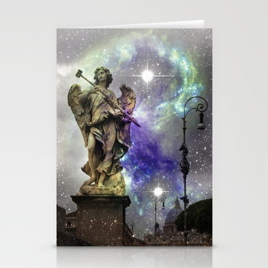 Roma II Stationery Cards