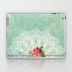 Pretty Vintage Roses#5 Laptop & iPad Skin