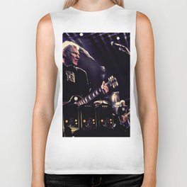 Rush - Snakes and Arrows Tour Biker Tank