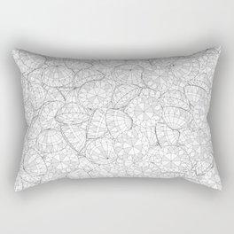 Diamonds Are Forever III Rectangular Pillow