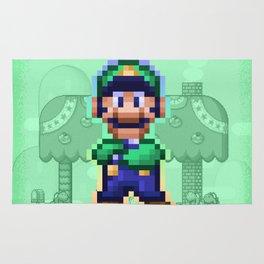 Luigi Bro Rug