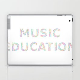 Music Education Laptop & iPad Skin