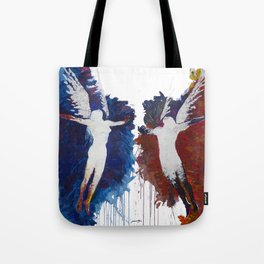 Fly With Me Duo Only Print Edition Tote Bag