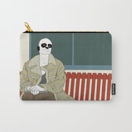 Waiting for Better Ghosts Carry-All Pouch