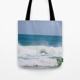 Shaping the Shoreline Tote Bag