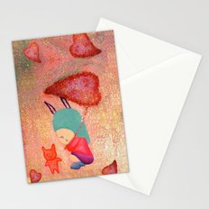 Let me go with you Stationery Cards