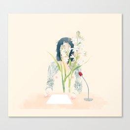 Ozawa Canvas Print