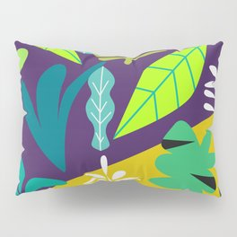 Tropical in two parts Pillow Sham