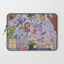 The View From Here Laptop Sleeve
