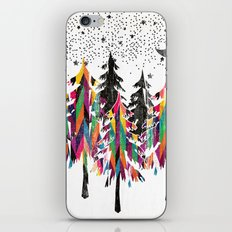 Black Forest iPhone Skin