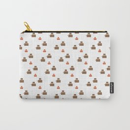TOASTER PATTERN Carry-All Pouch