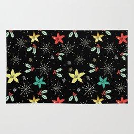 Cute Christmas Pattern Rug
