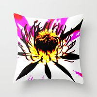 montana Throw Pillows featuring Montana  by Time After Time