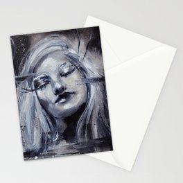 Becoming a Ghost Stationery Cards