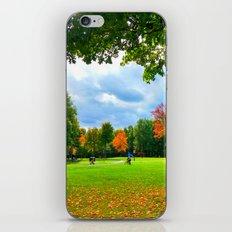 Greenfields iPhone & iPod Skin
