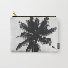 Palm, Tree, Nature, Tropical, Modern, Minimal, Interior, Wall art Carry-All Pouch