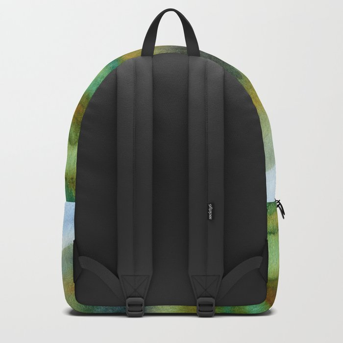 Christmas In The Woods Backpack