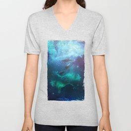 Mystic dolphins Unisex V-Neck