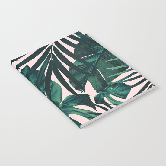Tropical Jungle Leaves Pattern #5 #tropical #decor #art #society6 by anitabellajantz